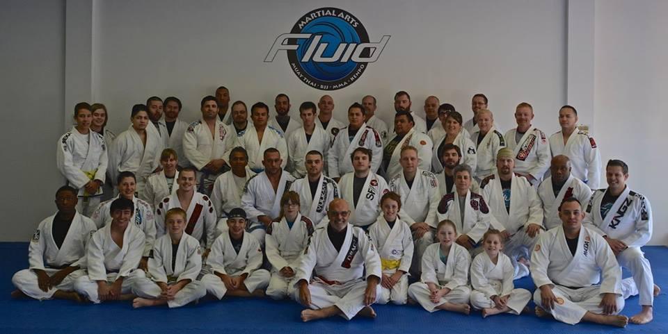 Rob Handley Brazilian Jiu-jitsu Seminar