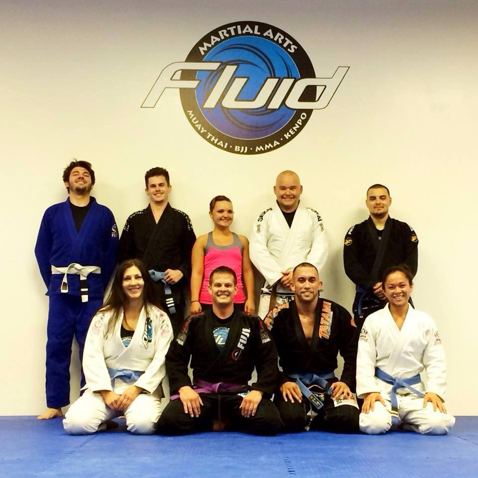 Open Mat in May