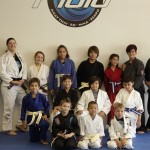 Kids Kenpo Group in June