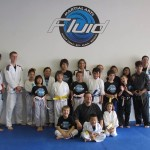 Kids Kenpo Group in September