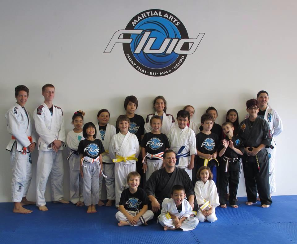 Youth Kenpo Intermediate/Advanced Class
