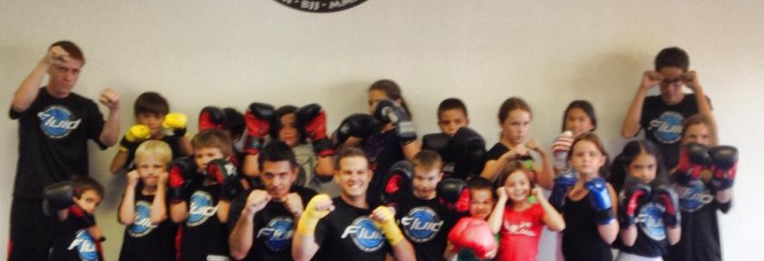 Youth Muay Thai