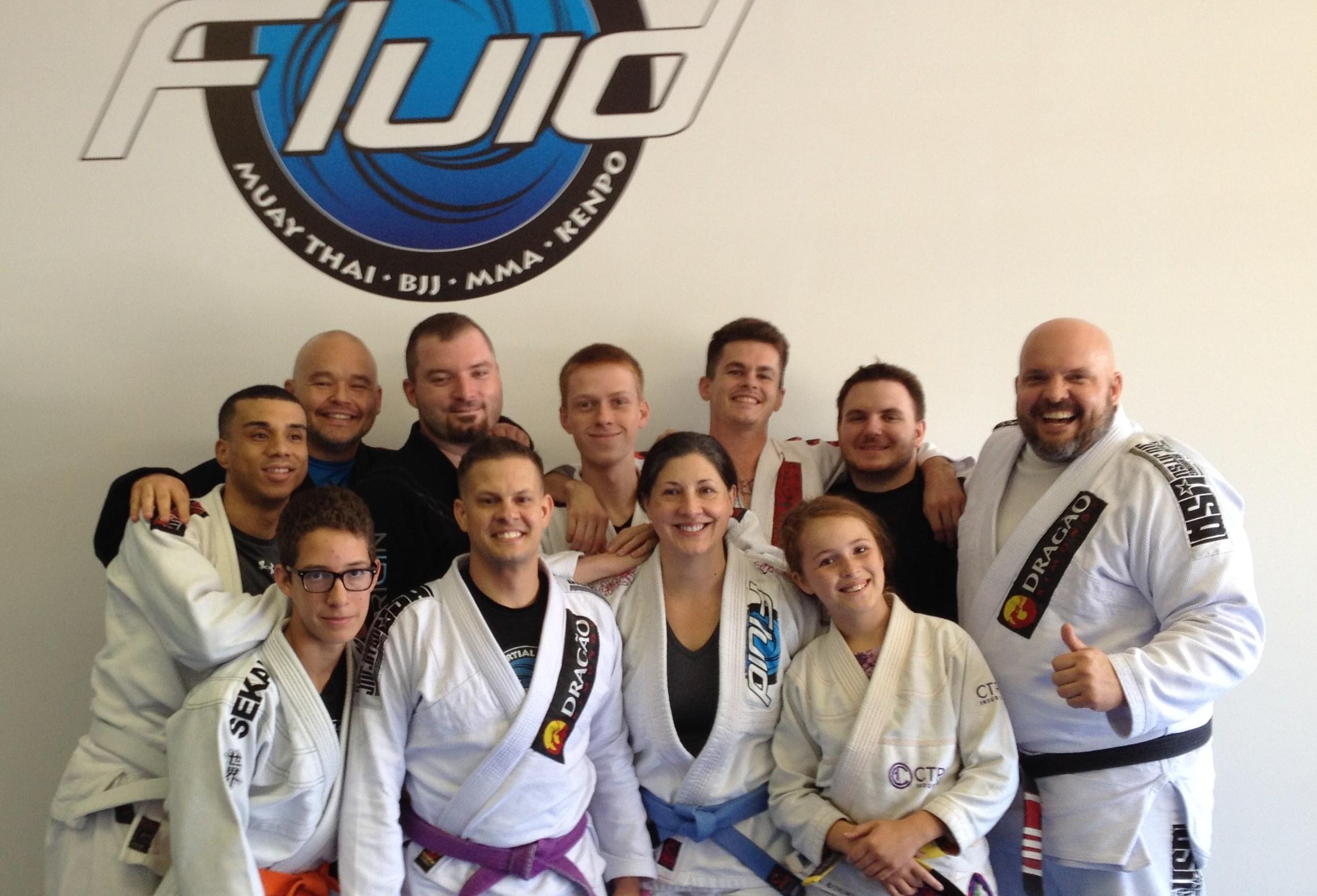 Rob Handley Brazilian Jiu-Jitsu Seminar Pics